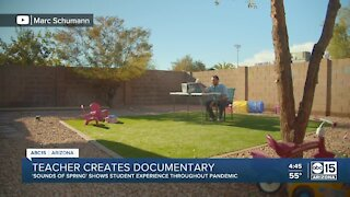 Valley teacher creates documentary showcasing students' experiences during the pandemic