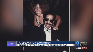 Richard Pryor's daughter opens up about father