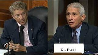 Sen. Rand Paul Wants Dr. Fauci Fired! Fauci Emails to China Counterpart!