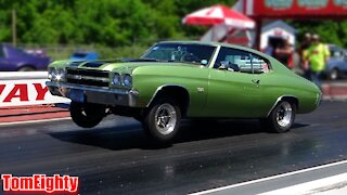 Muscle Cars Drag Racing 6/6/2020