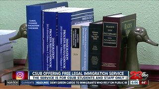 CSUB offering free legal immigration service