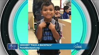 Pack A Backpack // Help Children Grow to Succeed