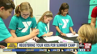YMCA offers variety of summer camps for kids