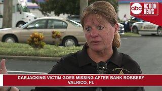 Carjacking victim found dead in Valrico