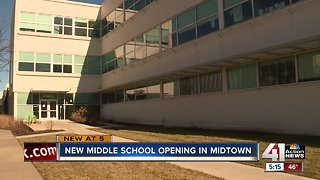Charter school opening middle school in midtown