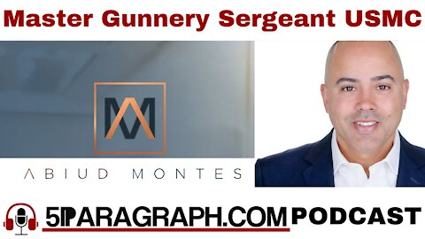 Master Gunnery Sergeant Abiud Montes