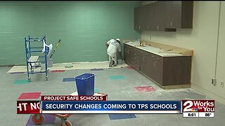 Security changes coming to TPS schools