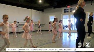 Local woman sees dance studio business bloom despite pandemic