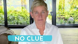 Ellen DeGeneres had NO CLUE about this INSANE RULE!