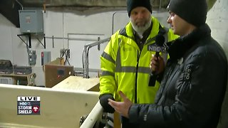 Brown County Public Works Department Prepares for Snow and Ice