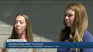 Operation PPE Tucson working to make a difference one mask at a time