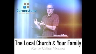 The Local Church and Your family