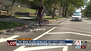 Politics, neighborhood concerns put Bike KC Master Plan on hold