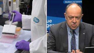 Le Québec serait prêt à vacciner la population contre la COVID-19 dès la semaine prochaine