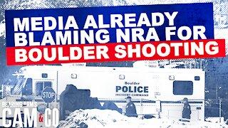 Anti-Gun Media Already Blaming NRA For Boulder Shooting