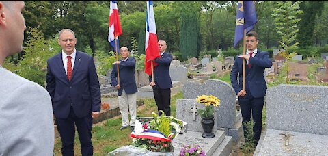 Hommage à Pierre Sidos - Samedi 4 septembre 2021