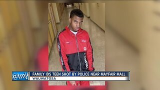 Family identifies 17-year-old fatally shot by police officer