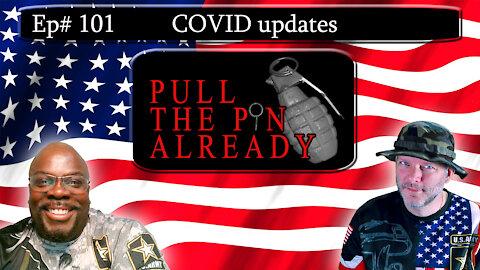PTPA (Episode # 101): COVID 19 updates