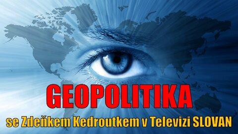 GEOPOLITIKA - co nás čeká po německých volbách? Zdeněk Kedroutek v TV SLOVAN