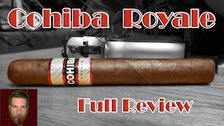 Cohiba Royale (Full Review) - Should I Smoke This