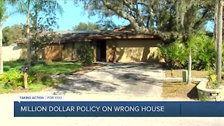 Tampa Family fights with homeowners insurance