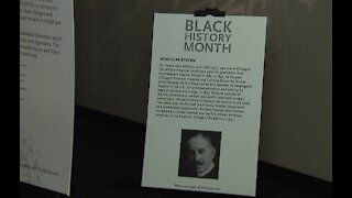 BODIES...The Exhibition celebrating Black History Month with special displays