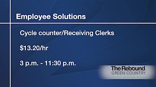 Who's Hiring: Employee Solutions