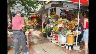 Vendedores del Parque de las Flores, 5 meses sin abrir