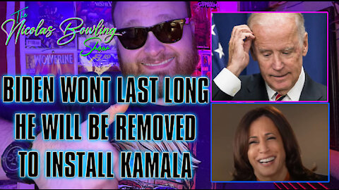 The plan is to install Kamala Harris as President