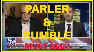 Parler and Rumble - Breaking Story with Facts