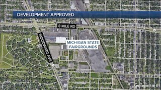 Michigan State Fairgrounds development approved