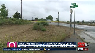 Man shot and killed by Tehachapi police officer