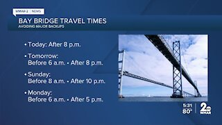 Travel tips as we head into the holiday weekend