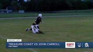 Treasure Coast remains perfect against John Carroll