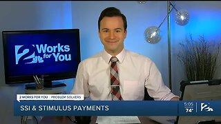 Problem Solvers Coronavirus Hotline: SSI and stimulus payments