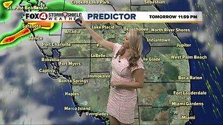 FORECAST: Warmer Friday...rain expected Sunday