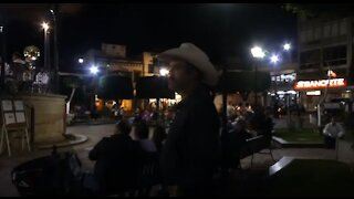 An Evening on the Plaza in Arandas, Mexico with LIVE MUSIC