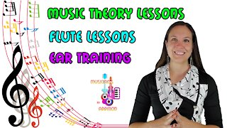 Flute, Music Theory, & Aural Skills Music Lessons For FREE   Online Music Lessons