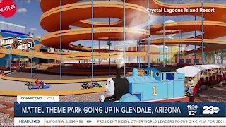 Mattel theme park under construction in Arizona
