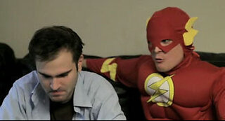 The Horrifying Downside to Being a Superhero's Brother