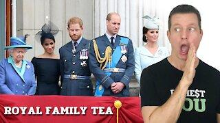 The Royal Family Crisis | Prince Harry & Meghan Markle and the Royal Split