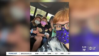 Local doctor shares tips for preparing children to wear masks in school