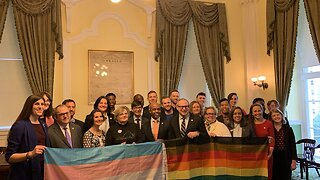 Virginia Lawmakers Advance LGBTQ Protections