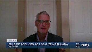 Florida lawmakers discuss recreational use of marijuana