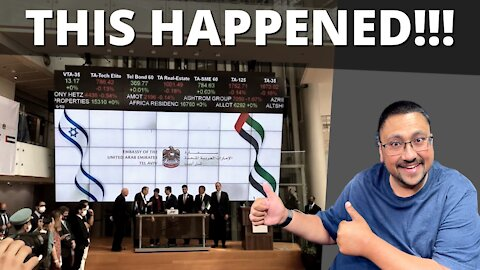 THIS just HAPPENED in ISRAEL!!!
