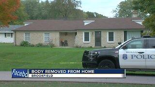 Brookfield Police investigating death near Park Blvd.