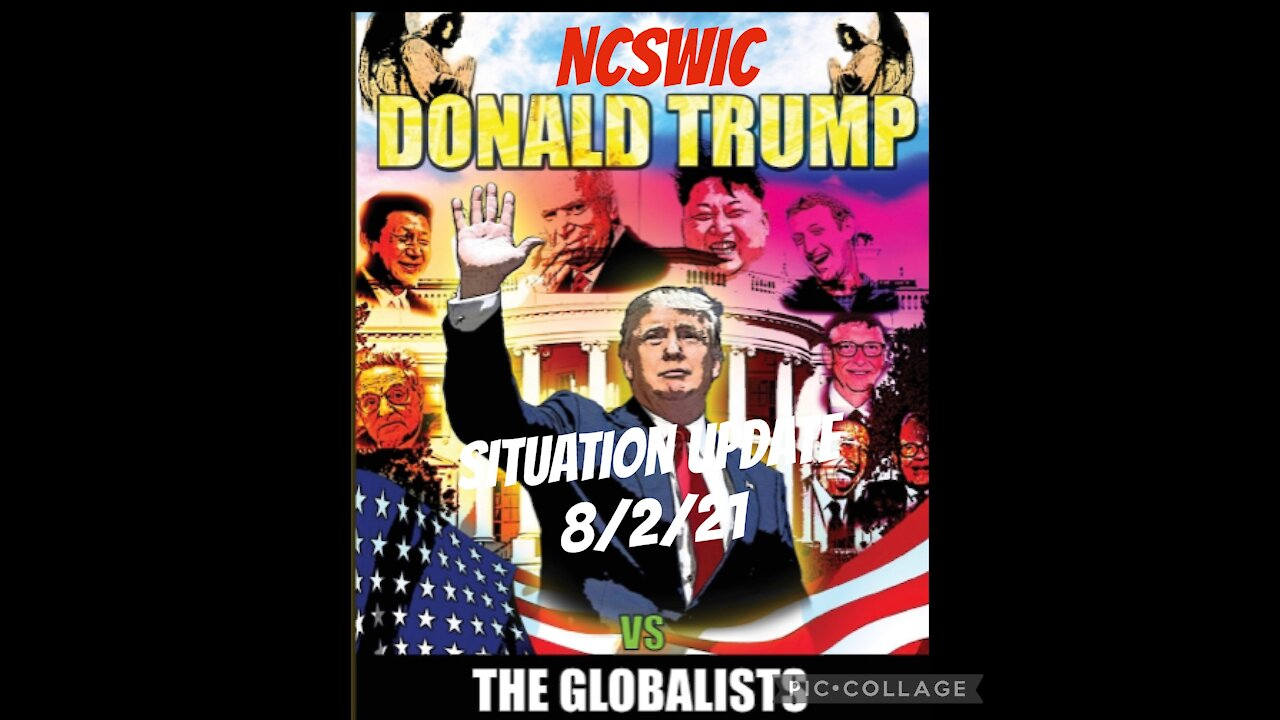 Situation Update: Donald Trump v. The Globalists! - We The People News Must Video
