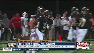 FNL Game of Week: Broken Arrow vs Union