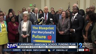 Lawmakers announce education funding plan