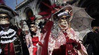 Italy Cancels Venice Carnival To Stop Spread Of The Coronavirus